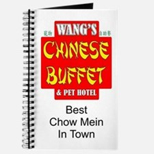 WANG'S CHINESE BUFFET Journal