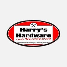 HARRY'S HARDWARE Patch