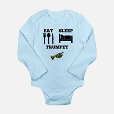 Eat Sleep Trumpet Body Suit