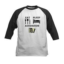 Eat Sleep Accordion Baseball Jersey