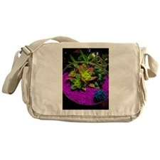 Terrific Terrarium Messenger Bag