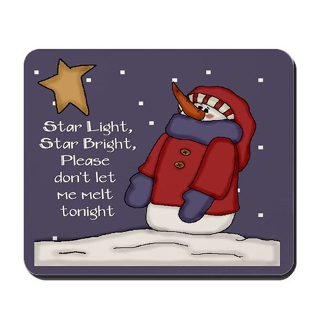 Star Light Mousepad