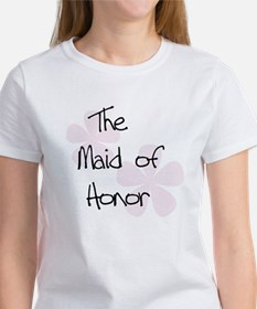 Maid Honor Pink Women's T-Shirt