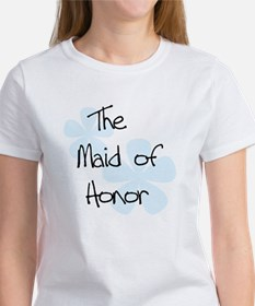 Maid Honor Blue Women's T-Shirt