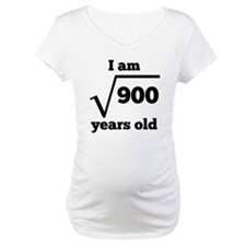 30th Birthday Square Root Shirt