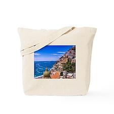 Love Of Positano Italy Tote Bag