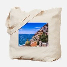Love Of Positano Italy Tote Bag