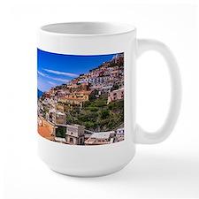 Love Of Positano Italy Mugs