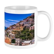 Love Of Positano Italy Mugs