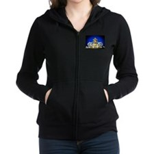 Welcome to Versailles Women's Zip Hoodie