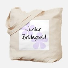 Jr. Bridesmaid Lilac Tote Bag
