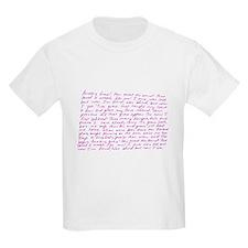 Unique Amazing grace T-Shirt