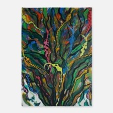 Medusa Tree 5'x7'Area Rug