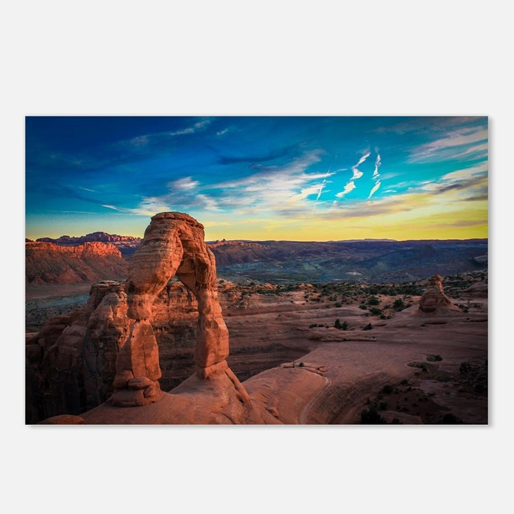 Cute Arches Postcards (Package of 8)