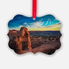 Funny Arches national park Ornament
