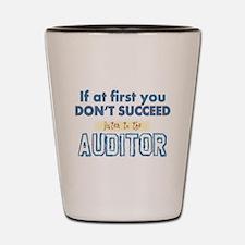 Auditor Shot Glass