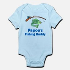 Papou Fishing Buddy Body Suit