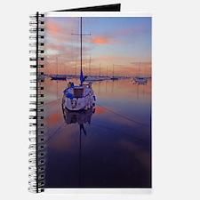Cute Sunset clouds Journal