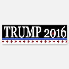 Trump 2016 Bumper Bumper Bumper Sticker