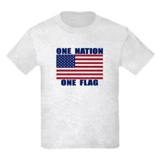 ONE NATION ONE FLAG T-Shirt