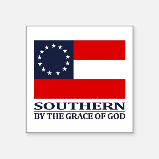 CSA 1st Nationl (Grace of God) Sticker