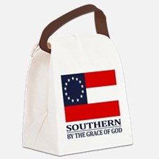 CSA 1st Nationl (Grace of God) Canvas Lunch Bag