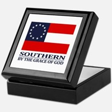 CSA 1st Nationl (Grace of God) Keepsake Box