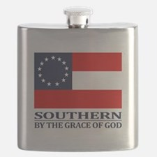 CSA 1st Nationl (Grace of God) Flask