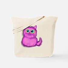 pink Kitten Tote Bag