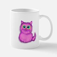 pink Kitten Mugs