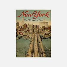 New York City; The Wonder Vintage 5'x7'are