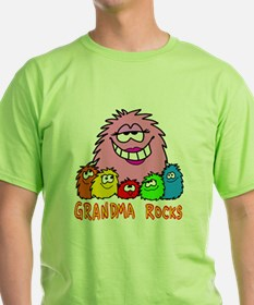 Grandma Rocks! T-Shirt