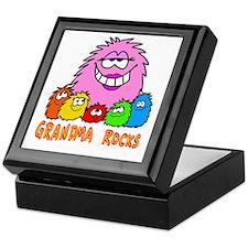 Grandma Rocks! Keepsake Box