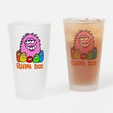 Grandma Rocks! Drinking Glass