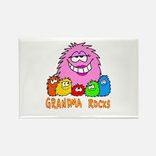 Grandma Rocks! Magnets