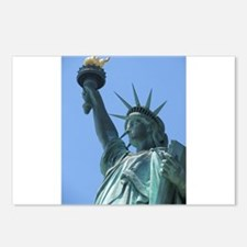 Statue of Liberty Postcards (Package of 8)