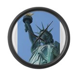 Statue of liberty Giant Clocks
