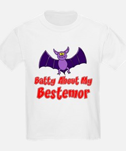 Batty About My Bestemor T-Shirt