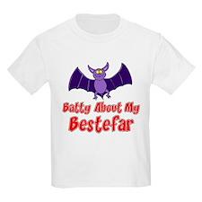 Batty About My Bestefar T-Shirt