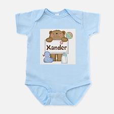 Xander's Infant Bodysuit