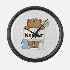 Xander's Large Wall Clock