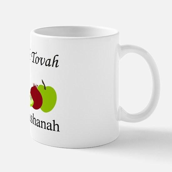 Happy Rosh Hashanah Mugs