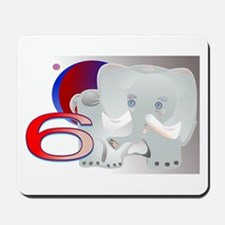ELELPHNT6 Mousepad
