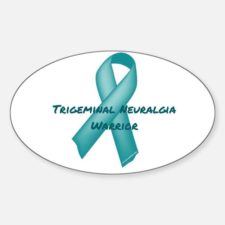 Trigeminal Neuralgia Warrior Decal