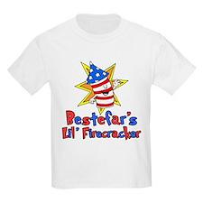 Bestefar's Little Firecracker T-Shirt