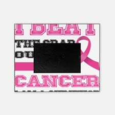 Beat the Crap Out of Cancer Picture Frame