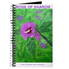 ROSE OF SHARON PAINTING Journal