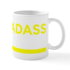 Badass Pitbull Mom Mug