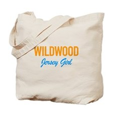 Wildwood Jersey Girl Tote Bag