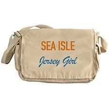 Cool Jersey Messenger Bag